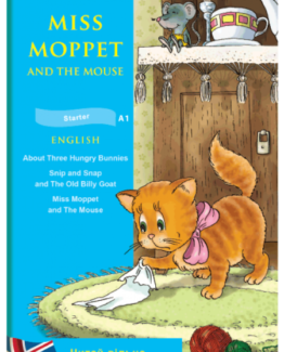 Miss Moppet & the Мouse (Міс Мопет)_0